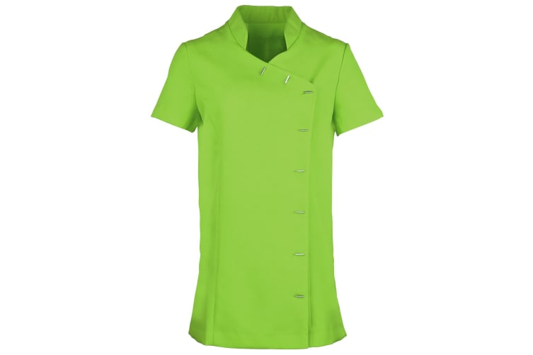 Premier Womens/Ladies *Orchid* Tunic / Health Beauty & Spa / Workwear (Lime) (6)