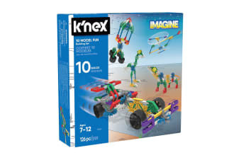 K'Nex 10 Model Fun Building Set