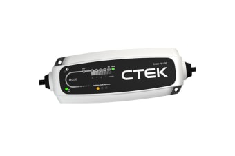 CTEK CT5 TIME TO GO Smart Battery Charger Maintainer Car 4WD Motorcycle 12V 5A