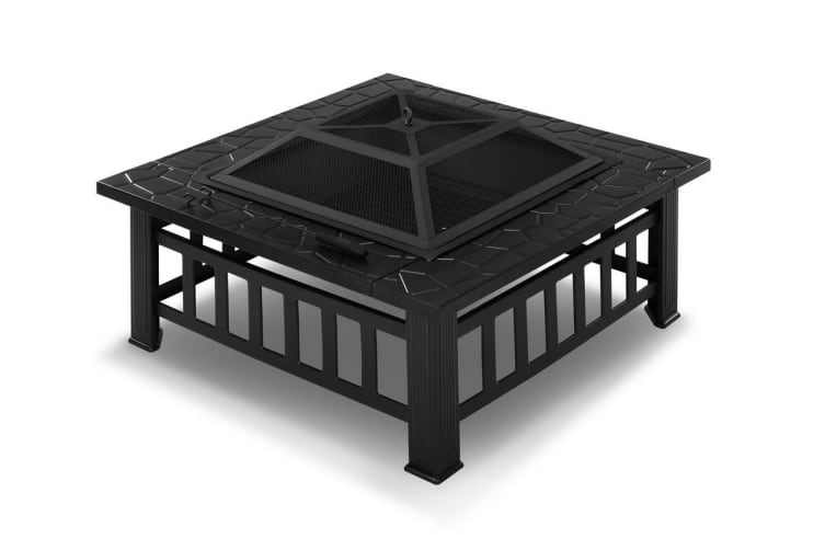 Cookmaster 3-in-1 Outdoor Fire Pit Grill