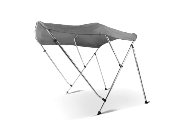 1.65M 3-bow Bimini Top 1.8-2M (Grey)