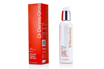 Dr Dennis Gross Daily Essentials All-In-One Cleanser with Toner 180ml