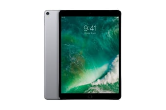 "Apple iPad Pro 12.9"" (256GB, Cellular, Space Grey, 2017 Edition)"