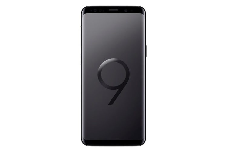 Samsung Galaxy S9 (256GB, Midnight Black) - Australian Model
