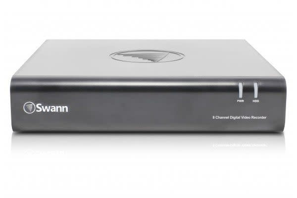 Swann 8 Channel 1080p 2TB DVR with 4 x PRO-T853 Cameras (SWDVK-845504)