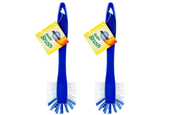 2PK Northfork Bottle/Pipe/Tube Brush w/ Handle Cleaning/Cleaner Tool Home