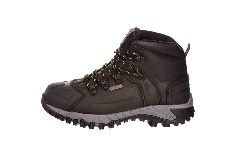 Dickies Unisex Medway Super Steel Toe-Cap Safety S3 Boot / Workwear (Black) (9 UK)