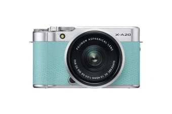 New Fujifilm X-A20 16MP (15-45) Kit Green (FREE DELIVERY + 1 YEAR AU WARRANTY)