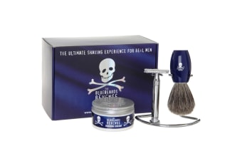 Bluebeards Revenge Privateer Collection Double-edge Razor Gift Set