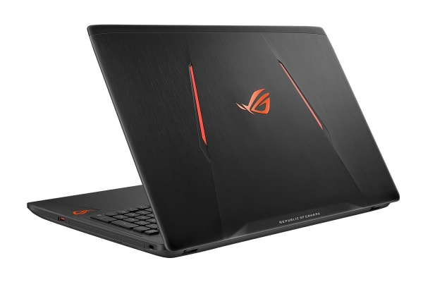 "ASUS 15.6"" ROG Core i7-7700HQ 16GB RAM 1TB HDD + 256GB SSD GTX 1050 Ti 4GB Full HD Notebook (GL553VE-FY114T)"
