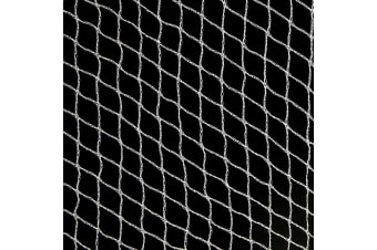 Nylon Bird Net 10x10m (White)