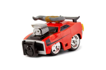 Wreck Royale Cars Kids Toy 6y+ Crashing/Exploding Diecast Race Car Meatloaf OR