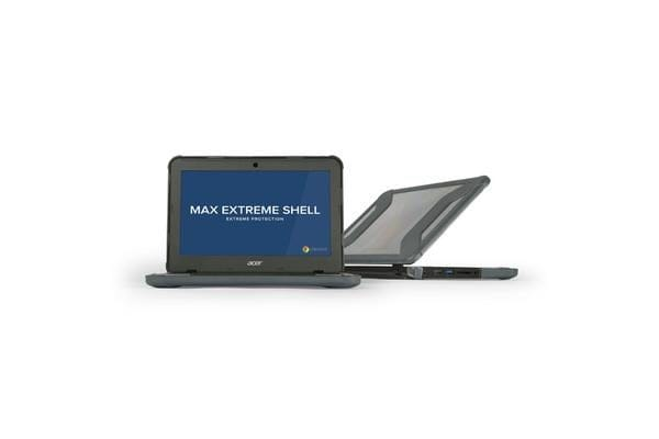 "Maxcases Extreme Shell for ACER 11"" N7 C731 Chromebook"
