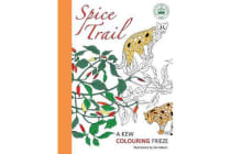 Spice Trail - A Kew colouring frieze