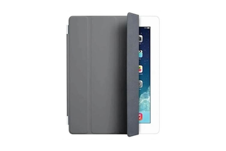 Apple Smart Cover With Stand & Wake Up Mode Grey for iPad 2 3 4 [Brand New]