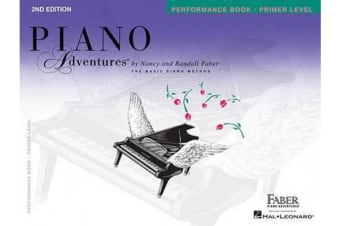 Piano Adventures - Primer Level - Performance Book (2nd Edition)