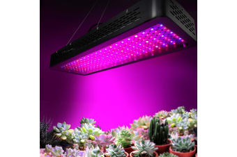 2000W LED Grow Light Full Spectrum Indoor Plants Hydroponic System