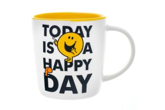 Mr Men Happy Mug