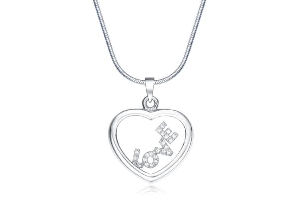 Mestige Center Of Love Necklace