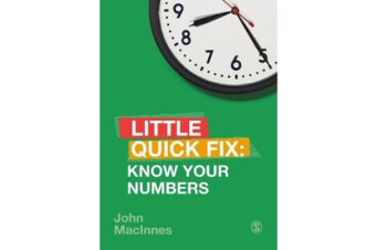 Know Your Numbers - Little Quick Fix