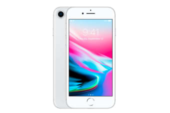 Apple iPhone 8 (64GB, Silver)