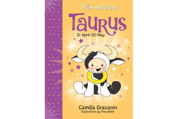 Kids Astrology - Taurus