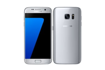 Samsung Galaxy S7 (32GB, Silver, Australian Model)
