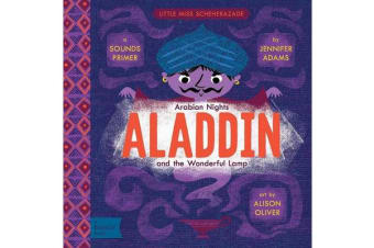 Aladdin and the Wonderfurful Lamp - A BabyLit Sounds Primer