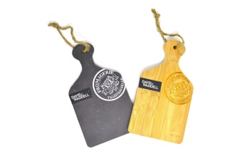 Davis And Waddell Fromagerie Mini Serving Paddles - Set 2