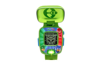 Vtech PJ Masks Super Gekko Learning Watch (Green)