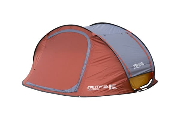 Explore Planet Earth Speedy Pop-Up Tent (4 person)