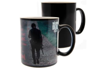 The Walking Dead Heat Changing Mug Quote (various) (One Size)