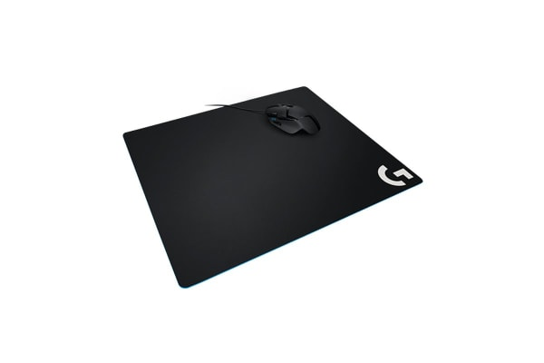Logitech G640 Large Cloth Gaming Mouse Pad (943-000061)