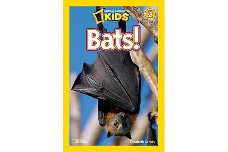 National Geographic Kids Readers - Bats