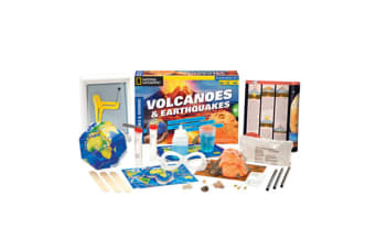 Thames and Kosmos Volcanoes and Earthquakes