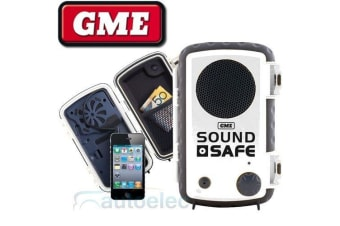 GME WATERPROOF PROTECTION DRY CASE COVER MARINE FOR IPHONE IPOD MP3 PLAYER WHITE
