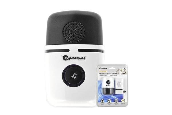Sansai Plug In Wireless Door Chime
