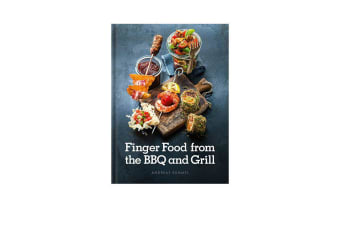 Finger Food From the BBQ Grill Cookbook
