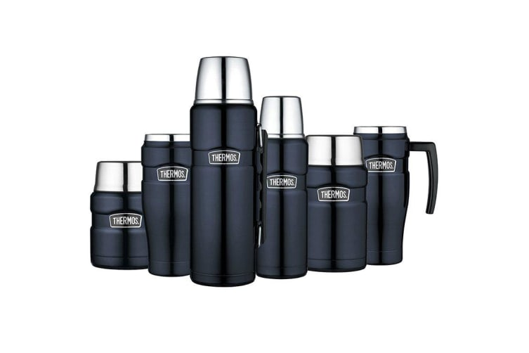 Thermos Stainless King Insulated Tumbler 470ml Midnight Blue