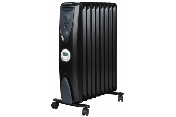 Dimplex Black Eco 2400W Oil Free Fin Column Heater