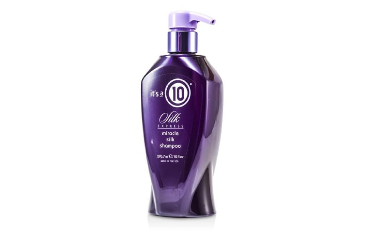 It's A 10 Silk Express Miracle Silk Shampoo 295.7ml