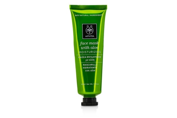 Apivita Face Mask with Aloe - Moisturizing (50ml/1.78oz)