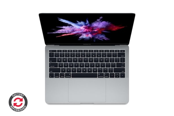 "Apple 13"" MacBook Pro (2.3GHz i5, 128GB, Space Grey) - MPXQ2 - Apple Certified Refurbished"