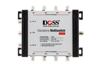 Doss 3-In 8-Out Multiswitch