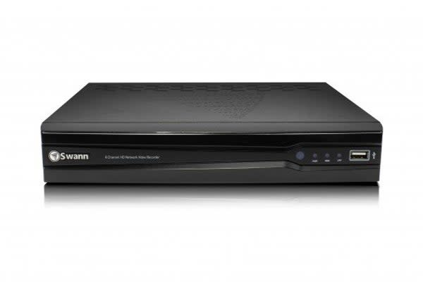 Swann 8 Channel 4MP Network Video Recorder with 4 x NHD-818 4MP Cameras (SWNVK-874004)