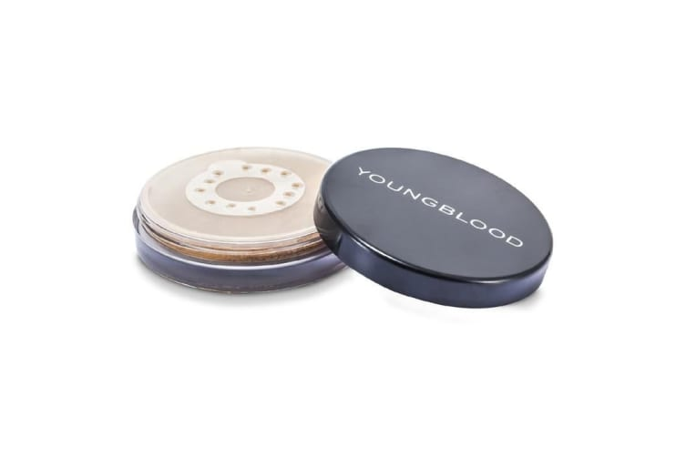 Youngblood Natural Loose Mineral Foundation - Coffee 10g/0.35oz