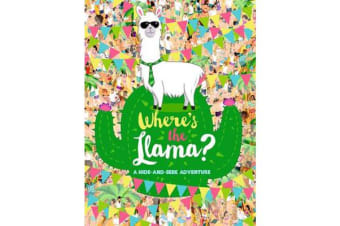 Where's the Llama? - A Search-and-Find Adventure