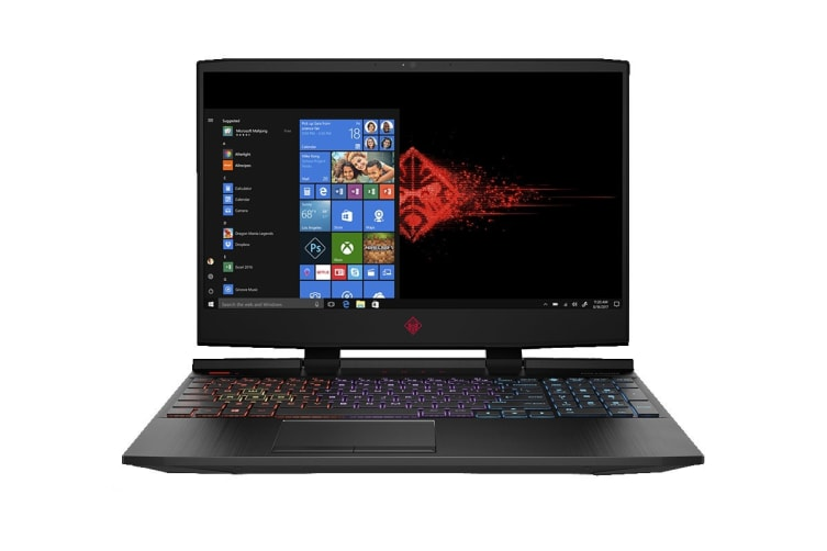 "HP Omen 15.6"" Core i7-9750H 16GB RAM 512GB SSD GeForce RTX2070 Gaming Laptop (6ZF31PA)"