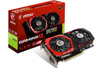 MSI NVIDIA GTX 1050 GAMING X 2GB Video Card - GDDR5,DP/HDMI/DVI,SLI,1354/1556MHz