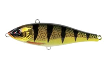 Bone Dash 90S Sinking Pencil Bait Fishing Lure - 90mm Vibe Lure-33gm Search Bait [Colour: Indo Tiger]